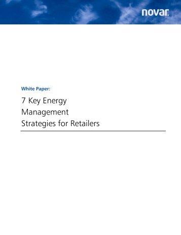 Strategies for Retailers