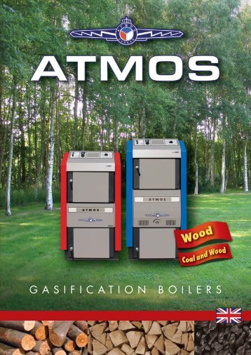 GASIFICATION BOILERS