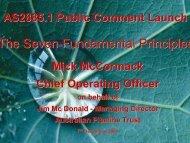 he Seven Fundamental Principles