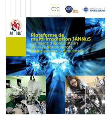 Plateforme de multi-irradiation JANNuS