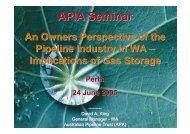 APIA Seminar