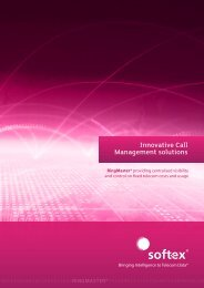 Innovative Call Management solutions