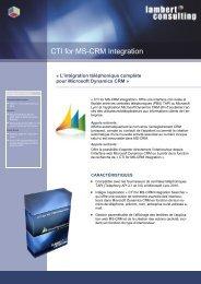 CTI for MS-CRM Integration (EN).pub - lambert consulting