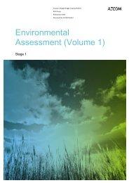 Environmental Assessment (Volume 1)