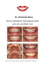 Dr. Grimmels Story