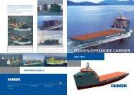 damen offshore carrier