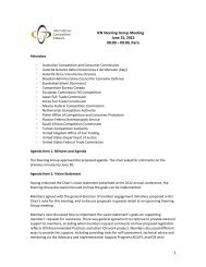 1 ICN Steering Group Meeting June 13, 2012 08:00 – 09:00, Paris