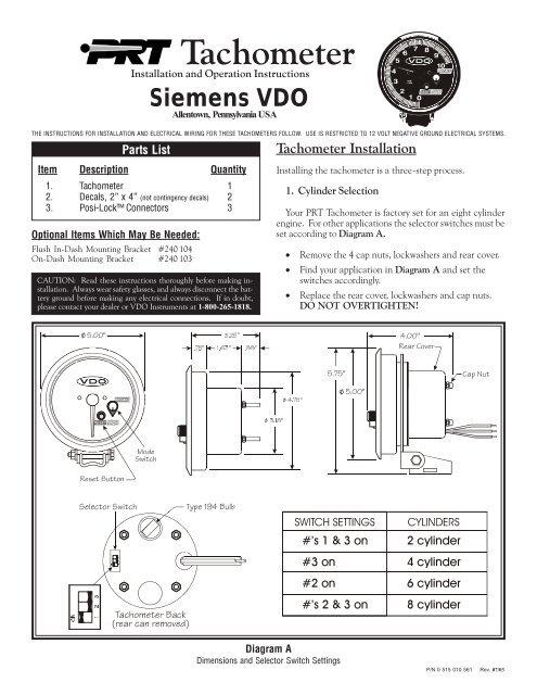 tachometer  yumpu