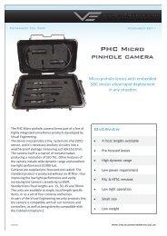 PHC Micro pinhole camera