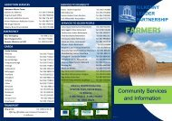 FARMERS - Kilkenny LEADER Partnership