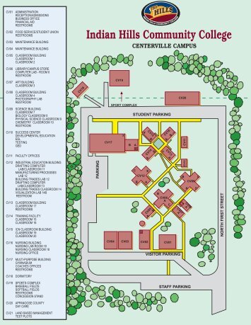 Gccaz Campus Map.Goodman Campus Faculty Advisors Holmes Community College