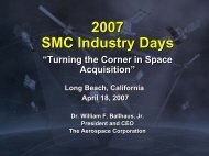 SMC Industry Days