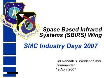 SMC Industry Days 2007