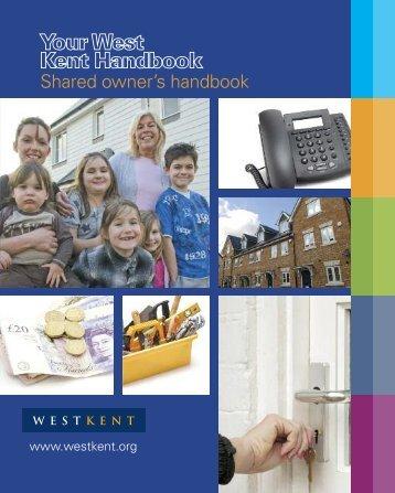Shared owner's handbook