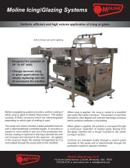 Moline Icing/Glazing Systems