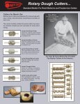 Rotary Dough Cutters - Page 3