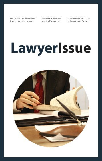 Lawyer Issue