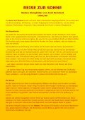 REISE ZUR SONNE - Page 2