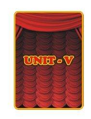 Unit - V Future Printing Processes