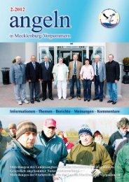 Ausgabe 2-2012 - Landesanglerverband Mecklenburg-Vorpommern ...
