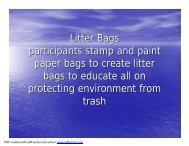 Litter Bags