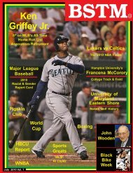 Griffey Jr. Ken - Black Sports The Magazine
