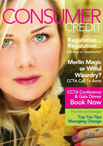 1 - Consumer Credit Trade Association