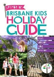 Brisbane Kids Spring Holiday Guide 2015