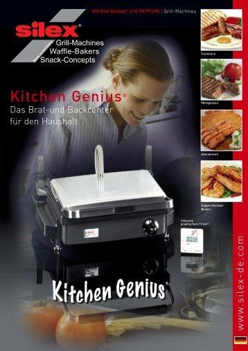 Kitchen Genius® - Silex-de.com