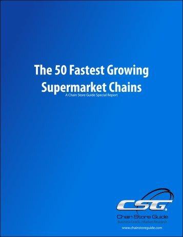 Supermarket Chains