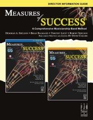 MOS Brochure - The FJH Music Company Inc.