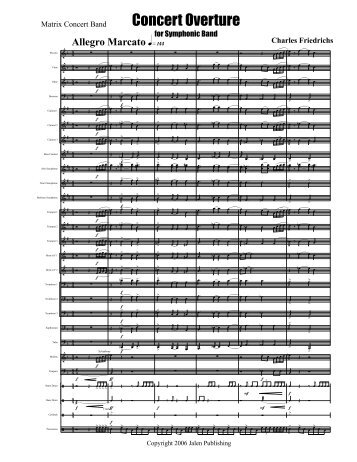 Concert Overture