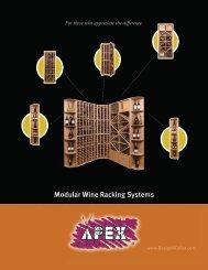 Modular Wine Racking Systems - Design A Cellar