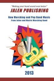 Print Description PDF - Matrix Music