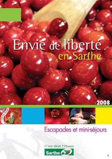 Réservez en ligne sur - Tourism in Sarthe