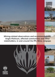 Chapter 1 to 3 - South African Human Rights Commission
