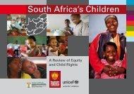South Africa's Children