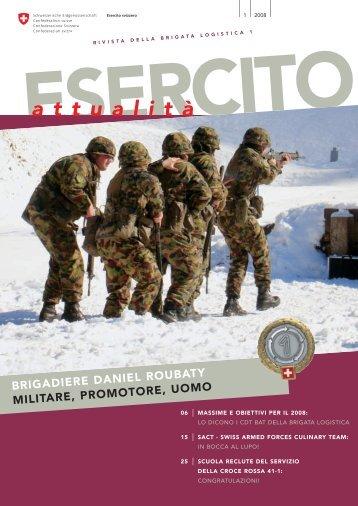 Daniel Roubaty - Logistikbasis der Armee LBA