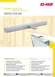 chain drive Kettenantrieb - D+H Mechatronic