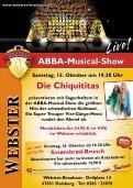 ABBA-Musical-Show - Die Bunten Seiten - Page 7