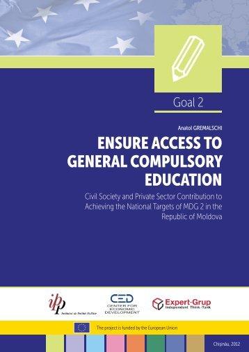 general compulsory education