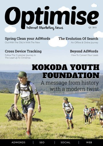 KOKODA YOUTH FOUNDATION