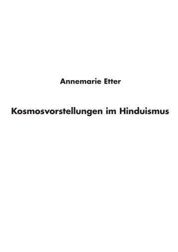 Kosmosvorstellungen im Hinduismus