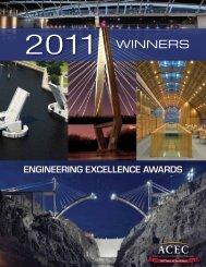 2011 WINNERS - American Council of Engineering Companies