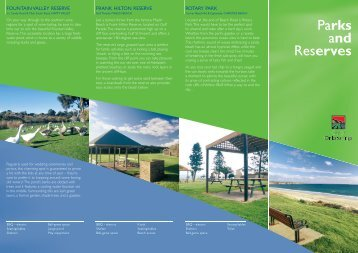 Parks and Reserves