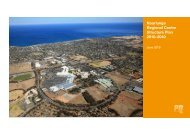 Noarlunga Regional Centre Structure Plan 2010–2040