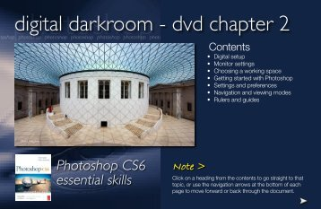 digital darkroom - dvd chapter 2