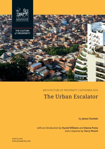 The Urban Escalator
