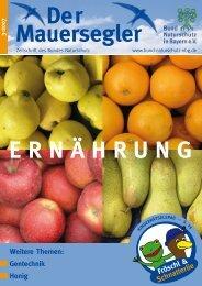 Titelthema - Bund Naturschutz in Bayern eV: Home