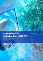 Global Information Technology Report 2009–2010
